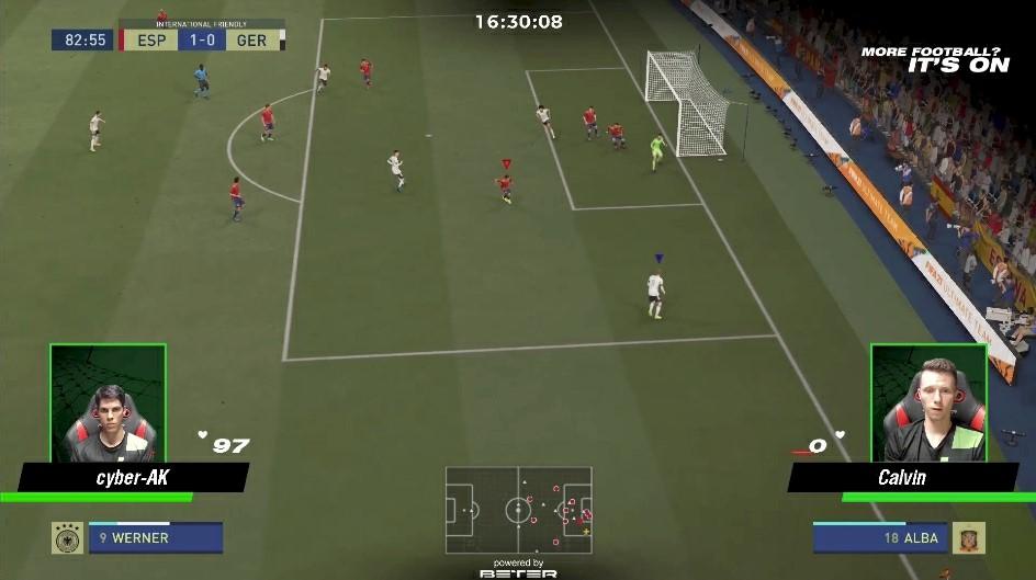 Игра FIFA Electronic Arts